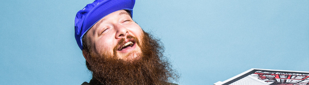 Action Bronson Let Me Breathe Blue Chips 7000