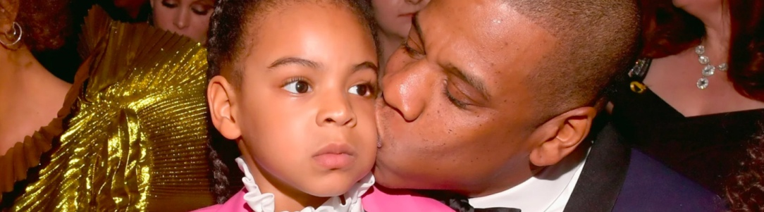 PB & Good Jams - Hear Blue Ivy Rap On One Of Three New JAY-Z Songs