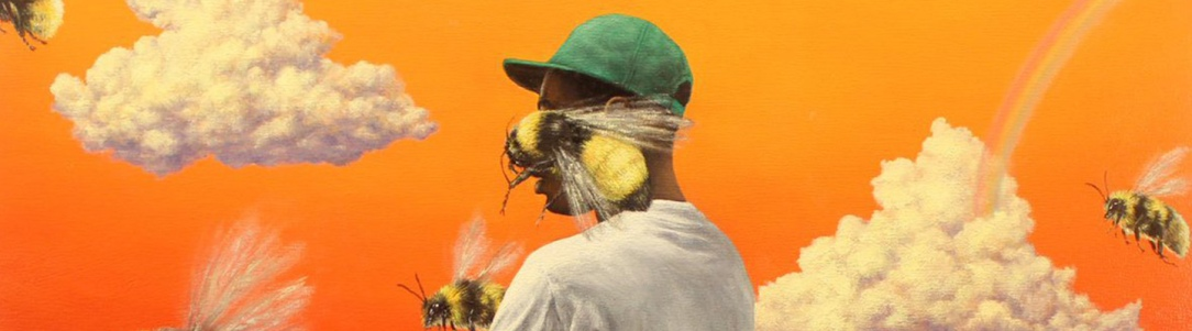 PB & Good Jams - Tyler, The Creator Drops 'Scum Fuck Flower Boy'