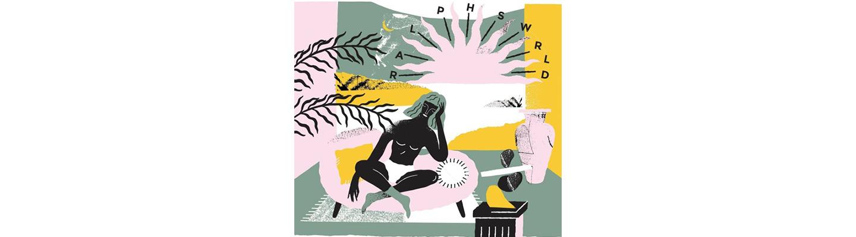 "PB & Good Jams - Go ""Anywhere"" With RALPHSWRLD"