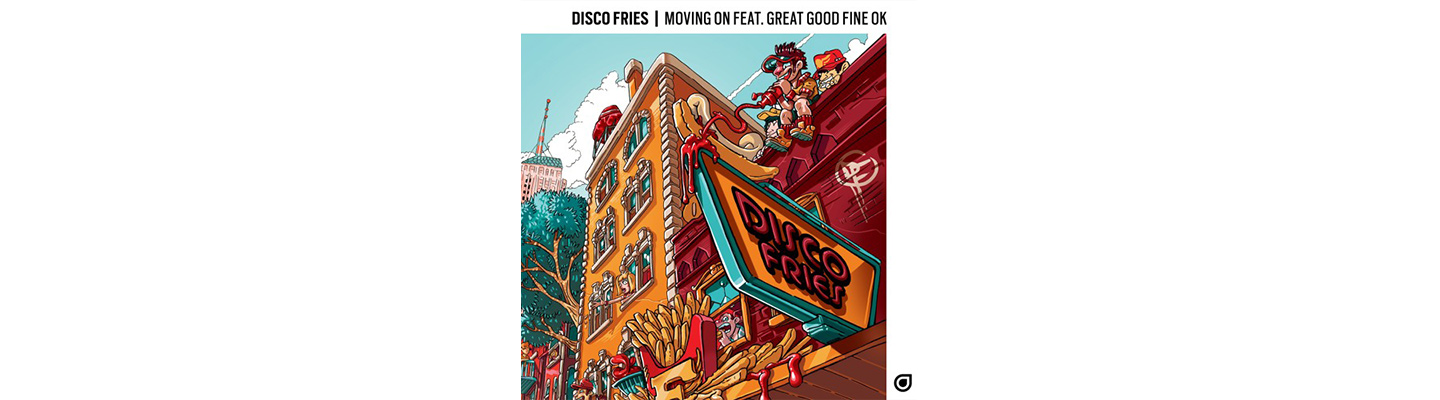 """PB & Good Jams - The Disco Fries Are Back With """"Moving On"""""""
