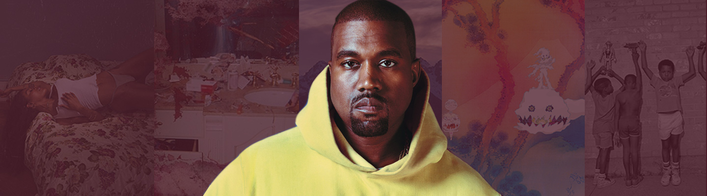 Ranking The 5 Albums From Kanye's G.O.O.D. Summer: DAYTONA, Ye, Kids See Ghosts, Nasir, K.T.S.E.