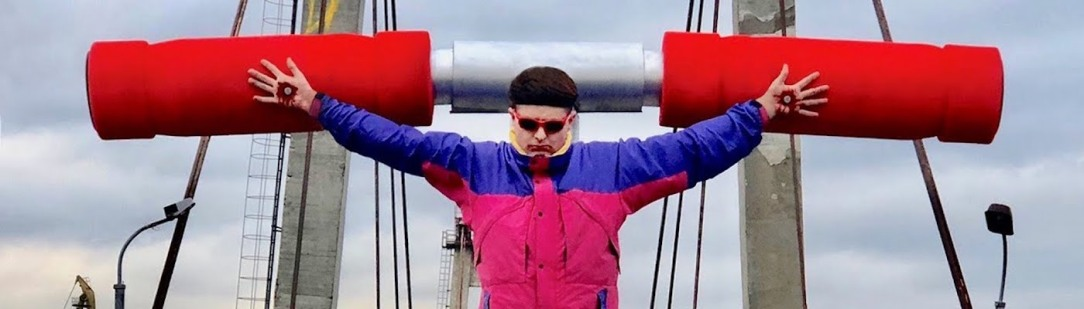 "Oliver Tree Releases New Song ""Hurt"" With Intense Video"