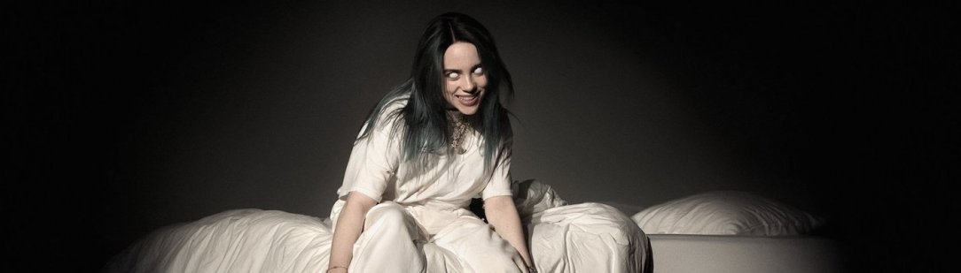 "Billie Eilish Announces Debut Album, Shares New Song And Video ""bury a friend"""