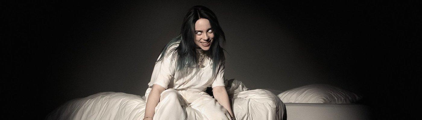 "Billie Eilish Announces Debut Album, Shares New Song And Video ""bury a friend"""