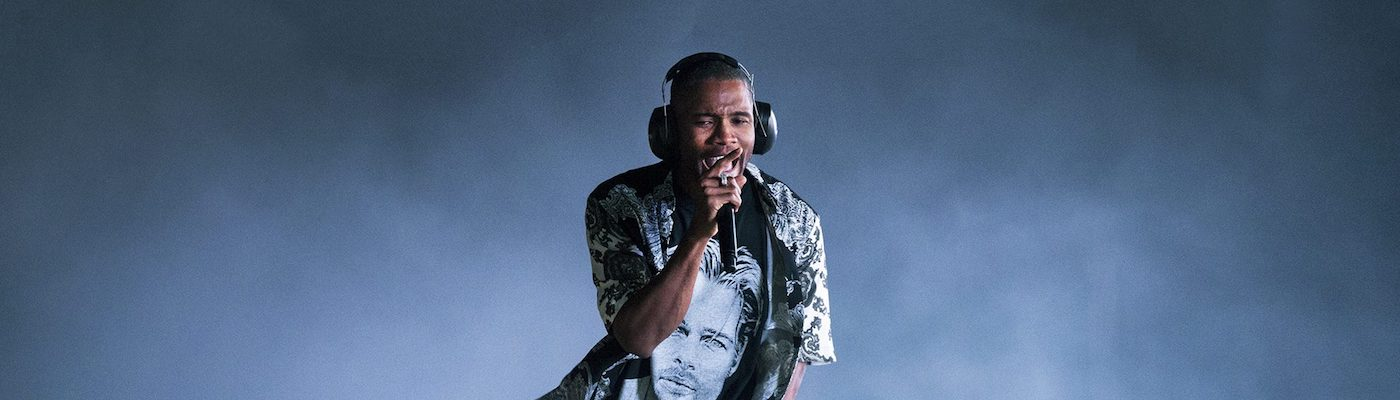 "Frank Ocean Is Adding ""Endless"" To Streaming Services"