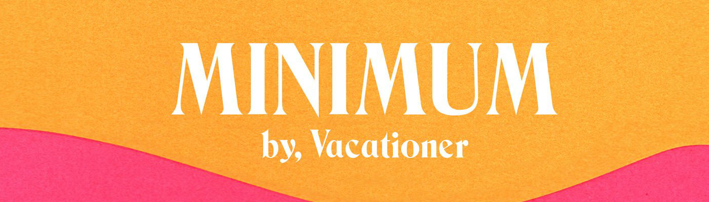 """Vacationer Get In The Mood With New Single """"Minimum"""""""