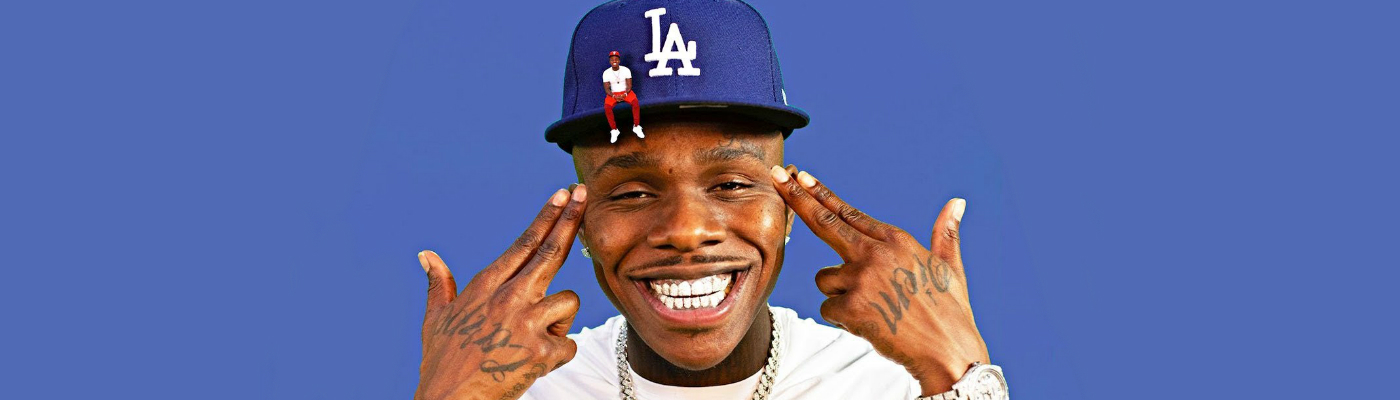 """DaBaby Has Made The Next Big Hip-Hop Hit With """"Suge"""""""