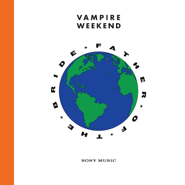 Vampire Weekend - Father of the Bride (Cover Artwork) - Peanut Butter & Good Jams