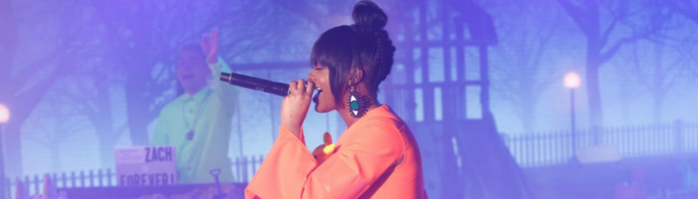 """Tierra Whack Goes In On New Song """"Gloria"""" & Performs """"Only Child"""" On """"Kimmel"""""""