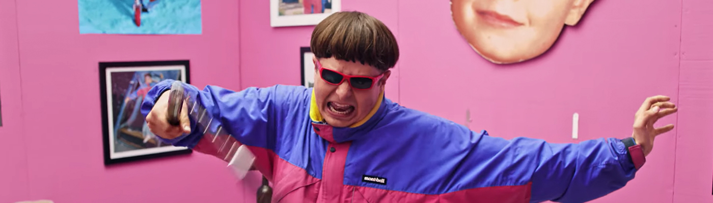 """Oliver Tree Unleashes Wild Video For New Song """"Fuck"""""""