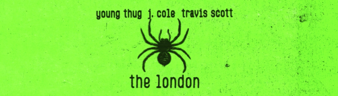 "Young Thug Joins J. Cole & Travis Scott For Surprise New Song ""The London"""