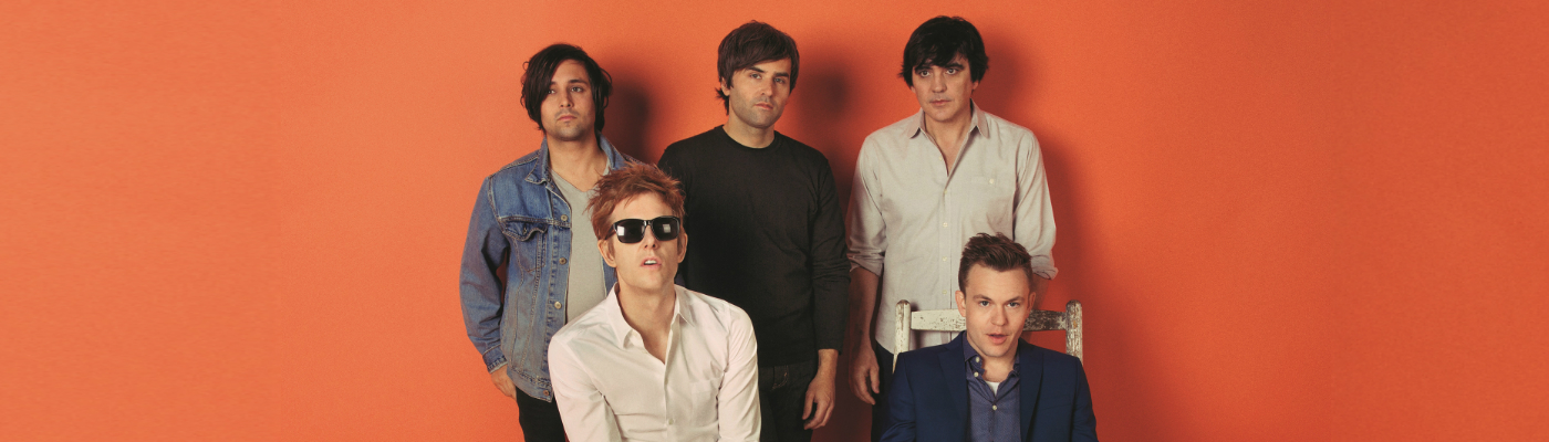 "Spoon Share New Song ""No Bullets Spent"" & Announce Greatest Hits Album"