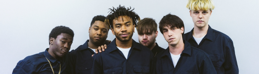 "Listen To BROCKHAMPTON's New Album ""GINGER"""