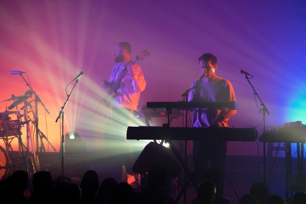 Jordan Rakei Live In Los Angeles At The Masonic Lodge At Hollywood Forever