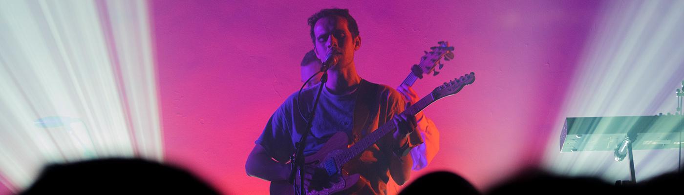 Jordan Rakei Live In LA: Photos