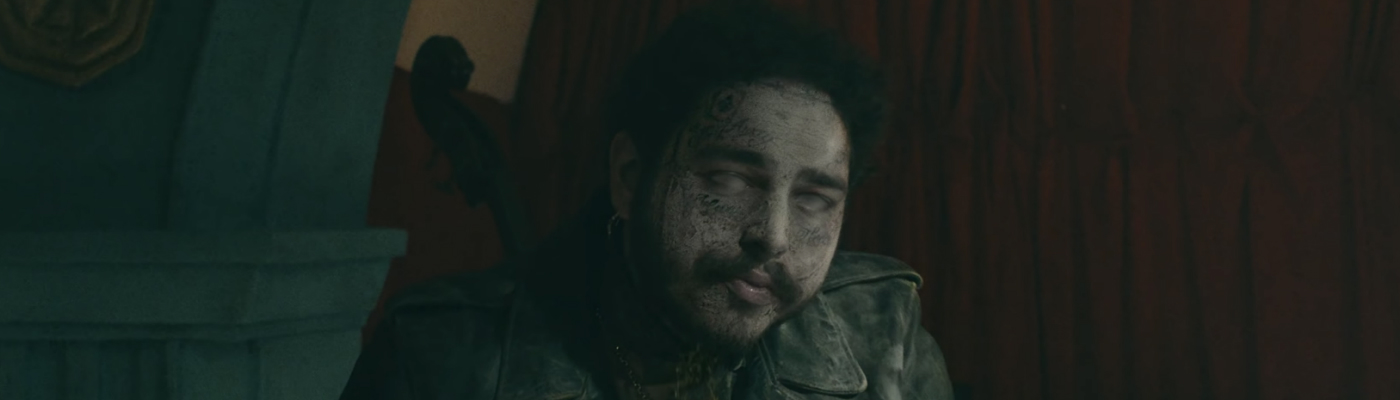 """Watch Post Malone Come Back From The Dead In New Music Video For """"Goodbyes"""""""