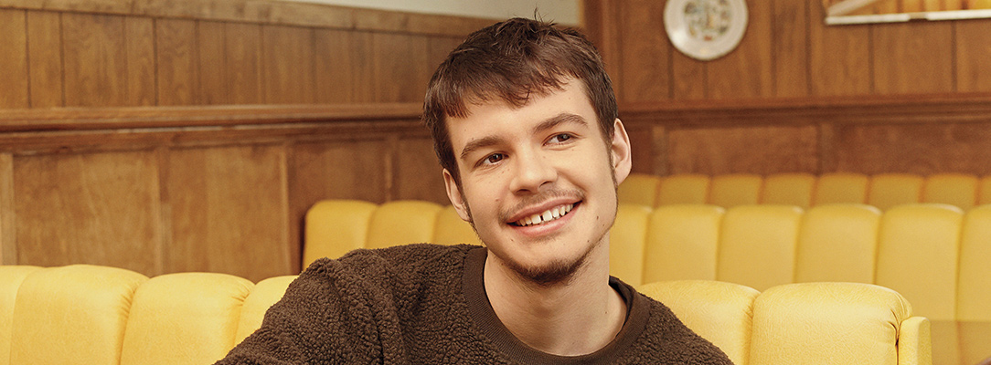 "Rex Orange County Returns With New Song & Video ""10/10"""