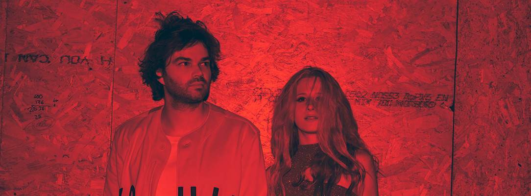 "Marian Hill Drop Bouncy New Song ""like u do"""