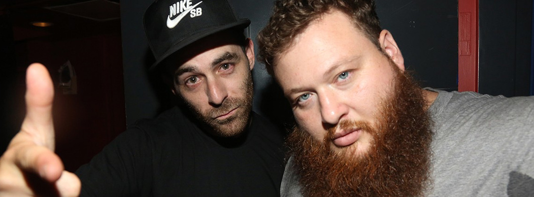 "Listen To Action Bronson & The Alchemist's New EP ""Lamb Over Rice"""