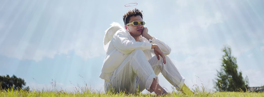 """Young Franco Enlists Abhi The Nomad For Fun New Jam """"Angel"""""""