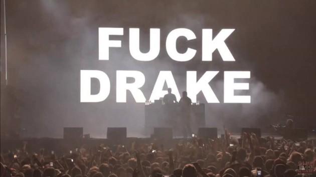 Fuck Drake Pusha T Camp Flog Gnaw
