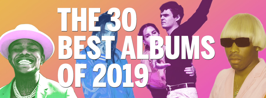 The 30 Best Albums of 2019