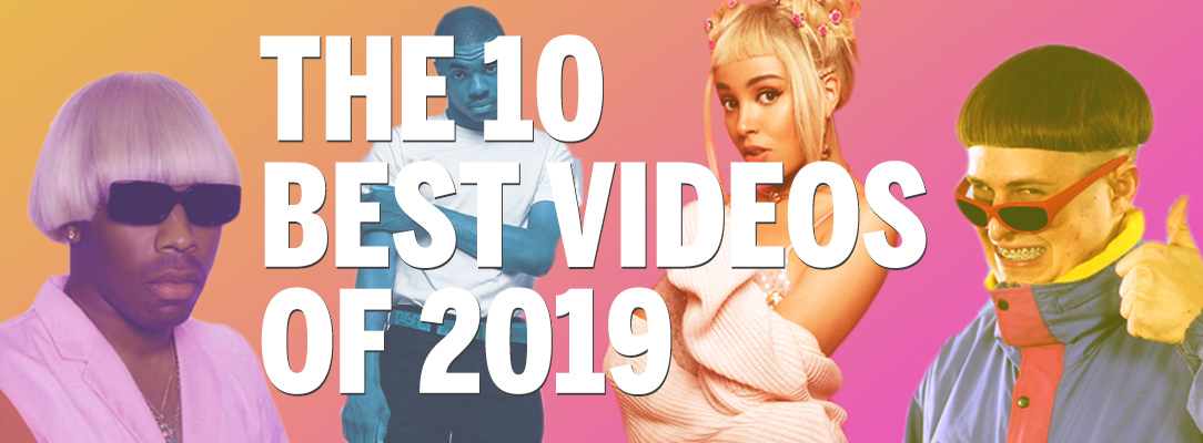 The 10 Best Music Videos of 2019