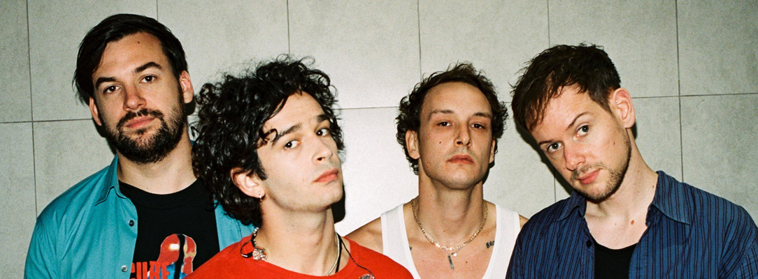 """The 1975 Delay Album, Announce Tour & Share New Track """"Me & You Together Song"""""""