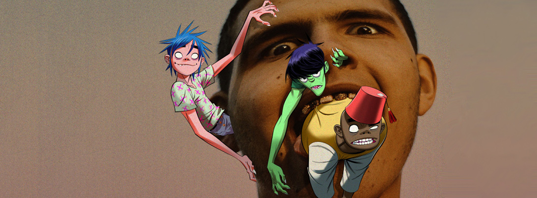 "Gorillaz Announce New Musical Cartoon Series ""Song Machine"""