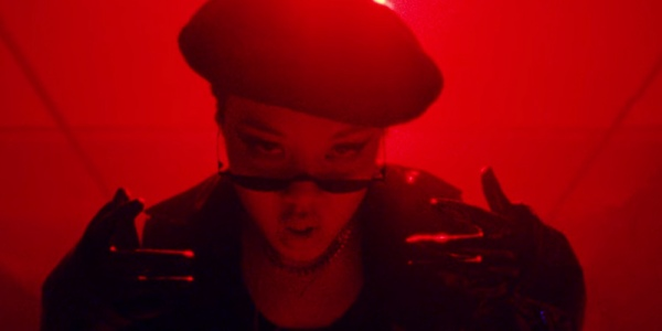 "REI AMI Burns The House Down In The ""DICTATOR"" Music Video"